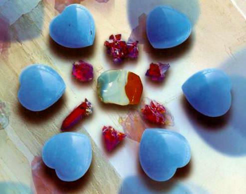 High Heart Grid - Crystal Academy of Advanced Healing Arts
